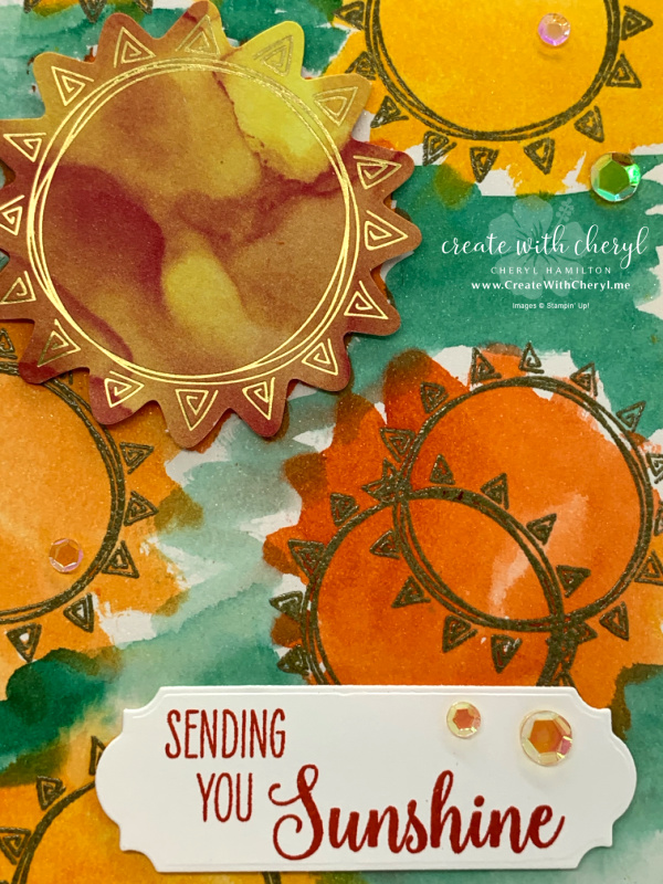 Paper Pumpkin Box of Sunshine Kit