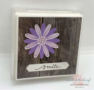 Handcrafted Country Daisy Class