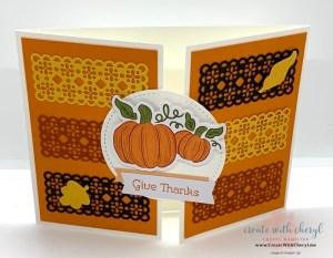 September Paper Pumpkin Idea