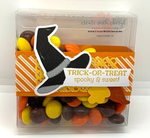 Hello Pumpkin Candy Box