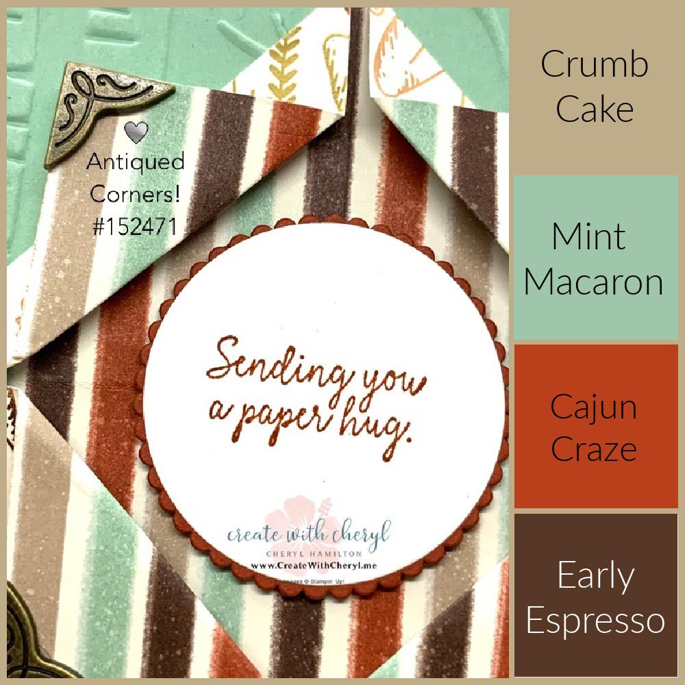 Comfort & Hope Card Beautiful Fall Colors