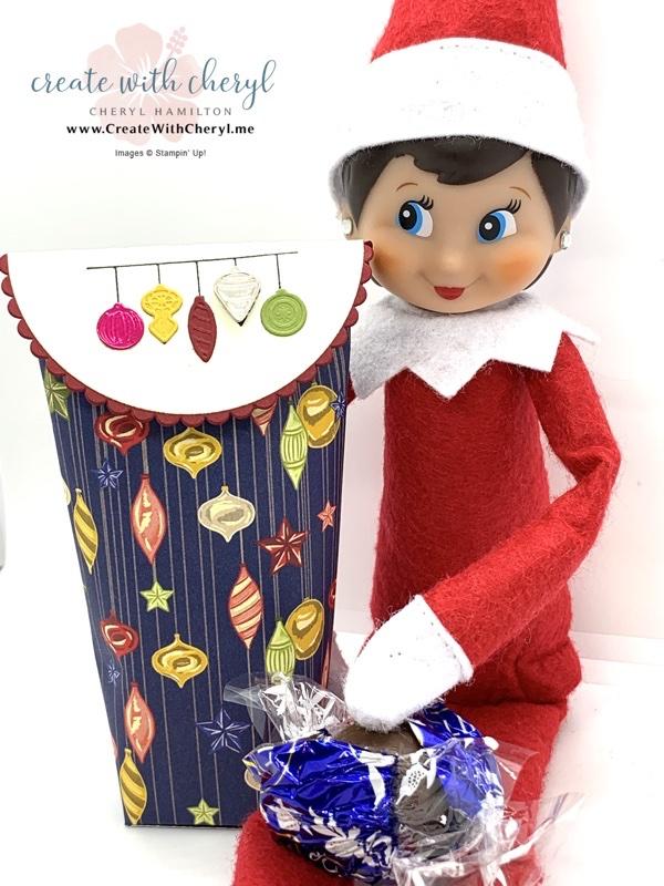 Jingle Belle Elf on a Shelf