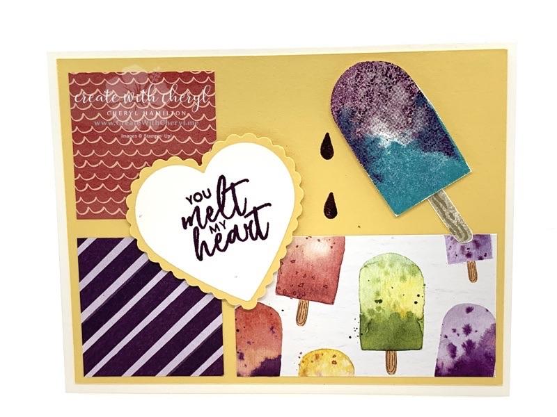 Sweet Ice Cream Valentine
