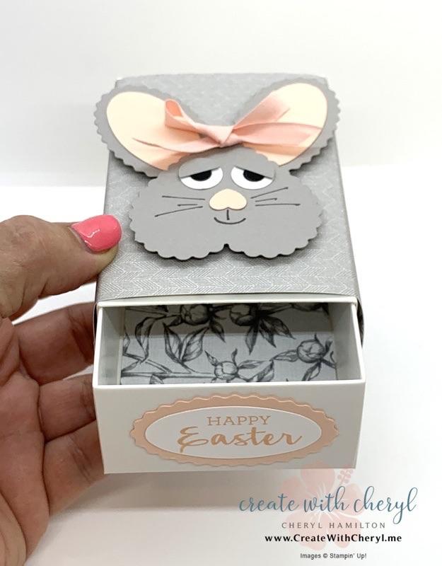 Easter Bunny Box