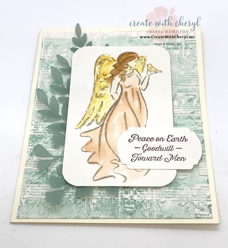Angels of Peace Cheryl Hamilton