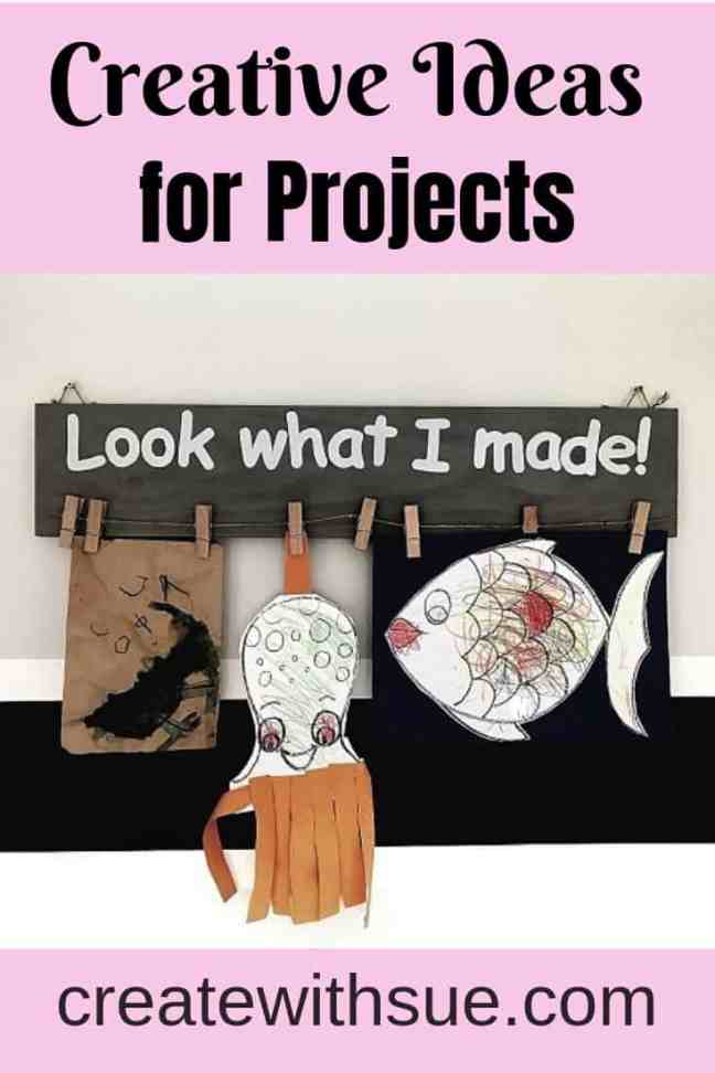 creative ideas for project 'look what I made' vinyl sign