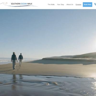southern ocean walk website