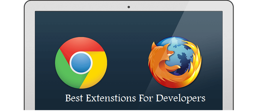 chrome firefox extensions for developers