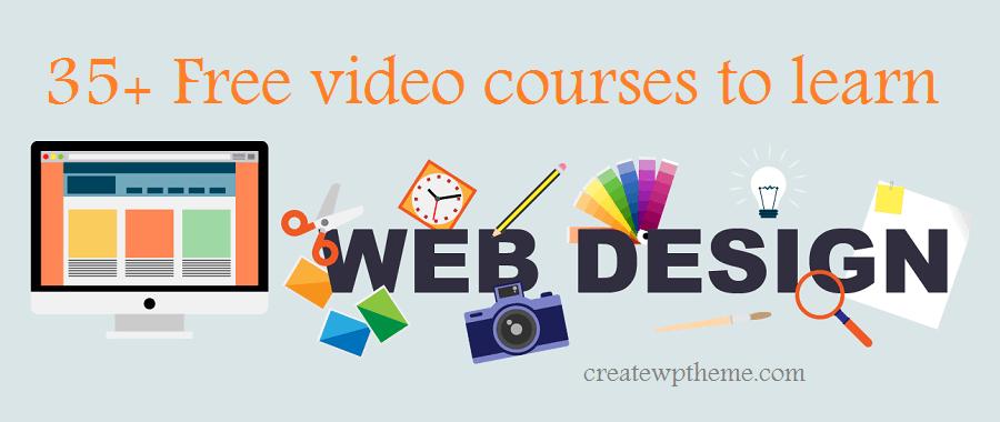 Awesome 38 Free Web Design Courses Html Css Php Jquery Home Interior And Landscaping Mentranervesignezvosmurscom