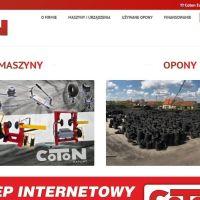 Sklep internetowy: sklep.coton-opony.pl