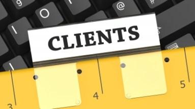 get clients