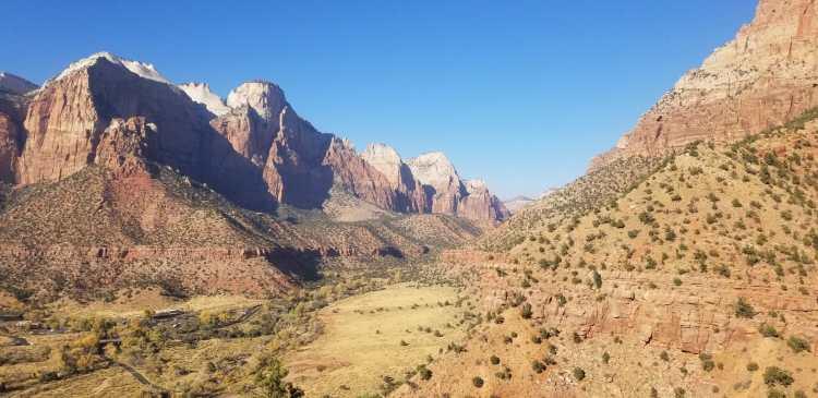 Watchman Trail Zion National Park