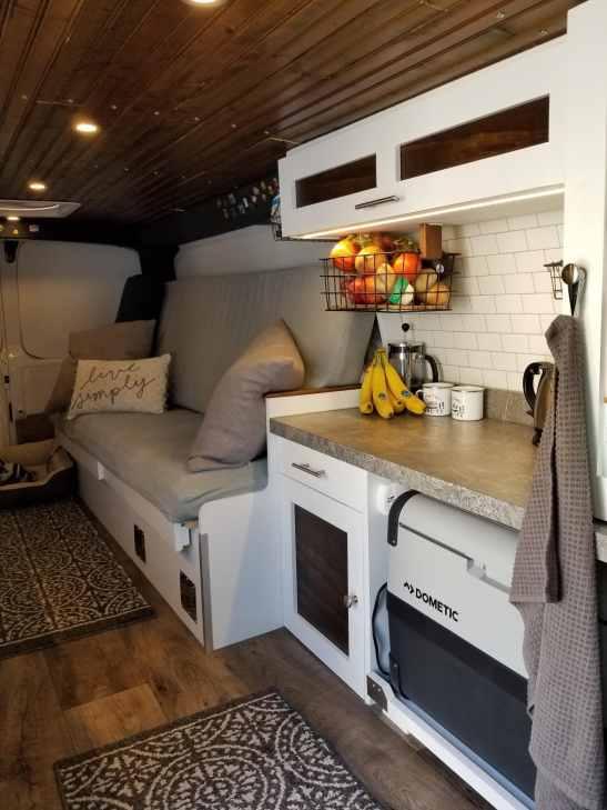 Chevy Express Van Build