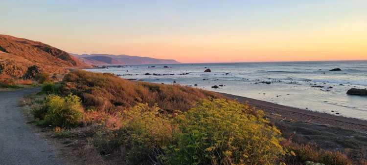 The Lost Coast of California