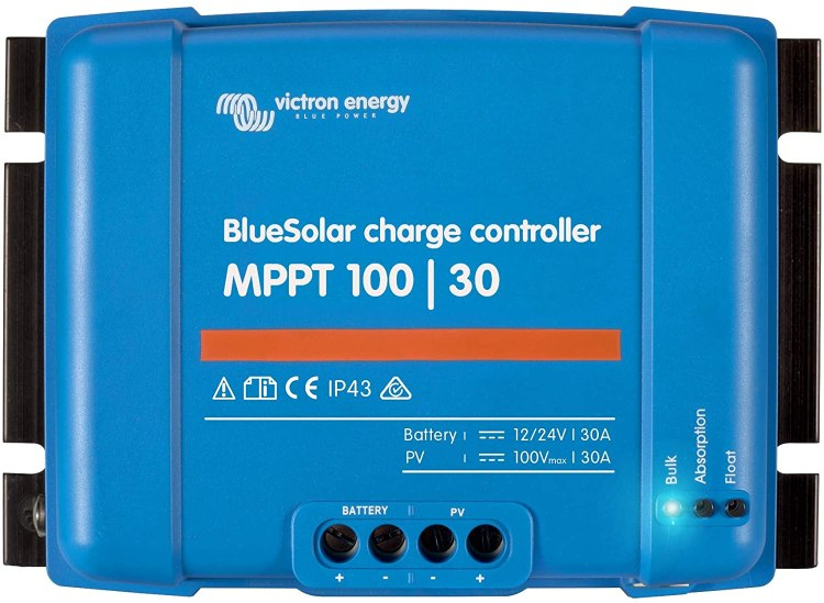 Charge Controller for Van Life Solar Set Up