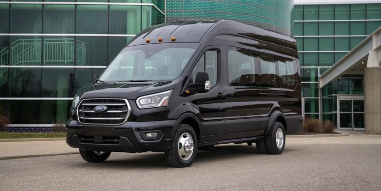 AWD Ford Transit