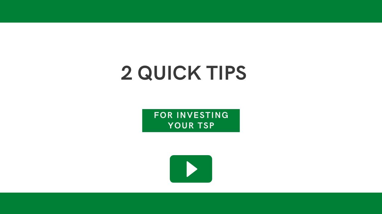 Investing TSP