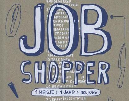 cover Jobhopper van Laura Van Boechout