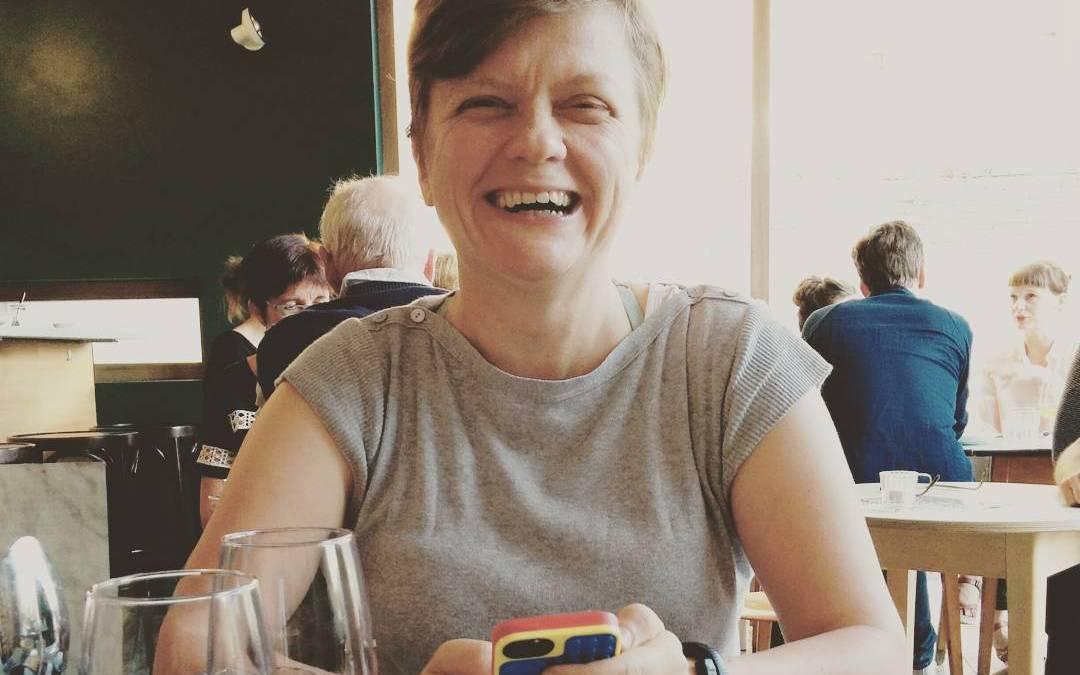 Mijn rode draad ben ikzelf – Interview met Sofie Verhalle
