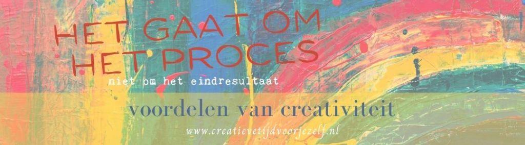 voordelen van creativiteit
