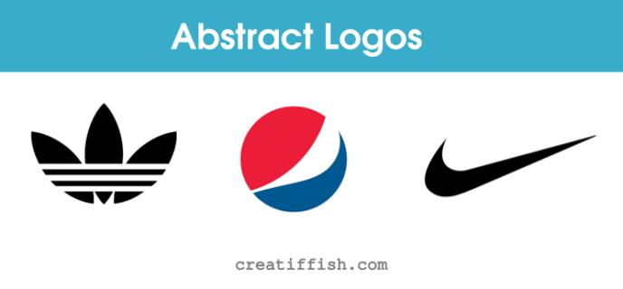 Popular abstract logos