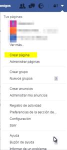 crear-pagina facebook
