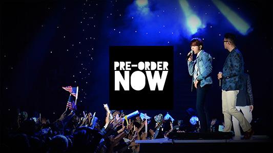 KBS K-Pop Concert DVD Pre-order