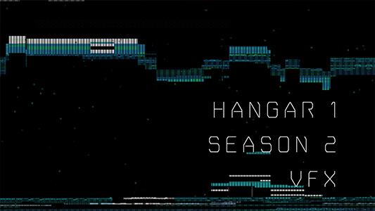 Hangar 1 Season 2 VFX