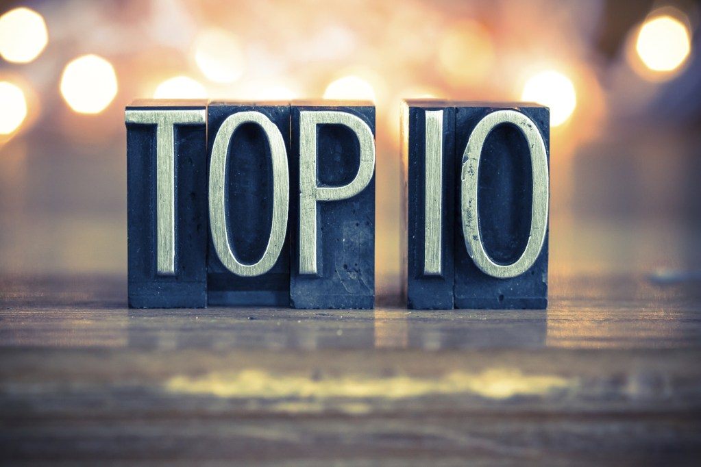 My Top 10 Favorite WordPress Plugins