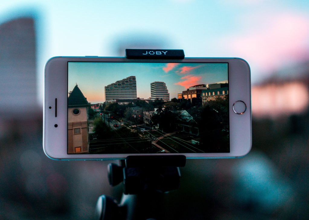 Using Your iPhone to Creating Stunning Video