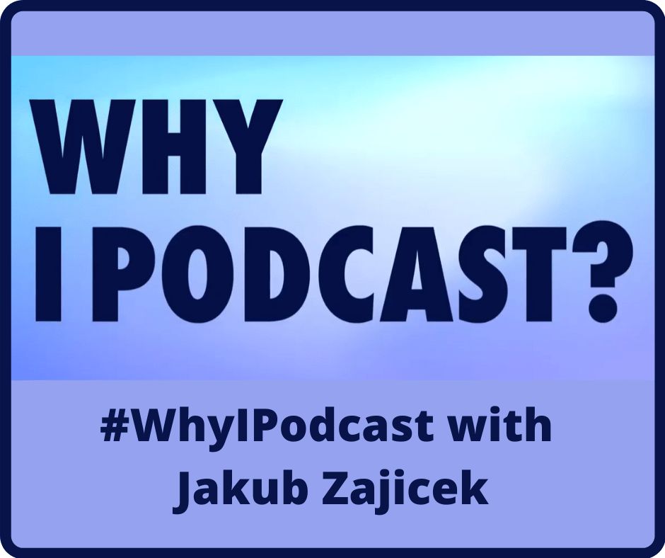 Alex Sanfilippo on the Why I podcast show