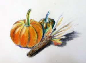 1st Thanksgiving Project Image