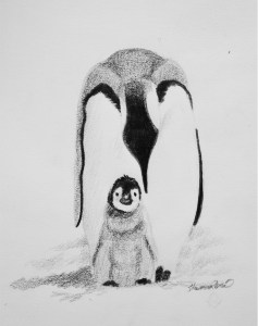 Penguin Family Project Image