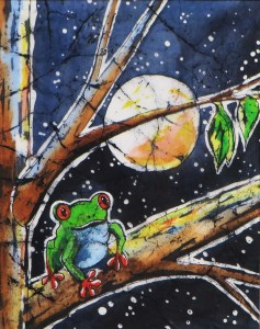 Tree Frog Project Image