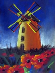 Dutch Windmill Project Image