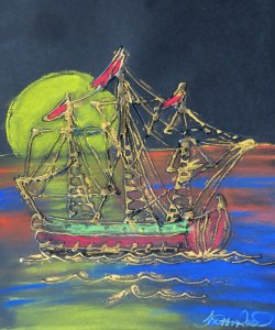 Pirate Ship Project Image