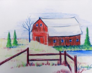 Rustic Barn Project Image
