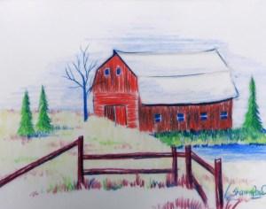 Rustic Barn Project Image