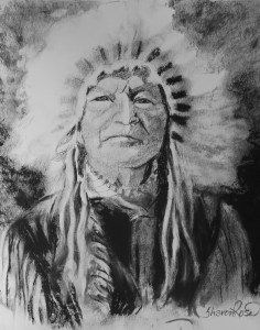 Native American Chief Project Image