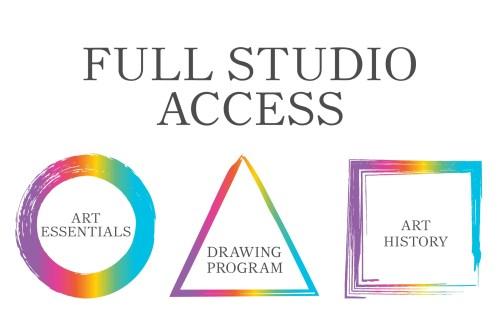 Creating a Masterpiece - Icon Logos_Full Studio Access - 02