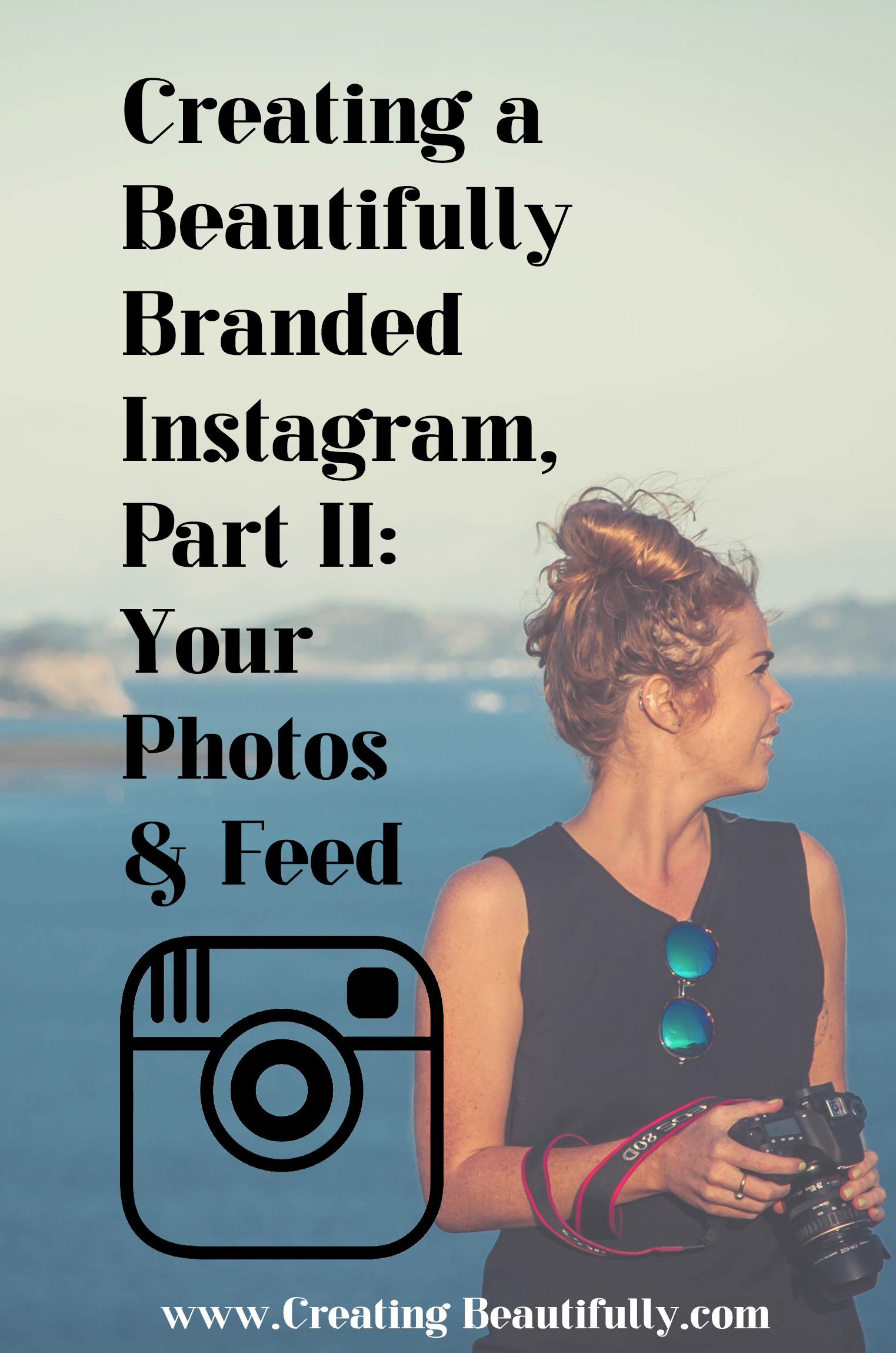 This looks awesome! Creating a Beautifully Branded Instagram Part II: Your Photos & Feed