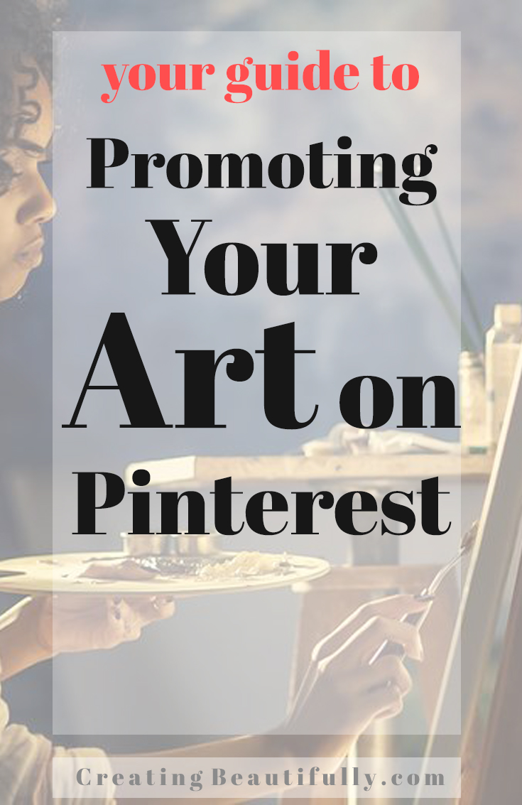 Promoting Your Art on Pinterest