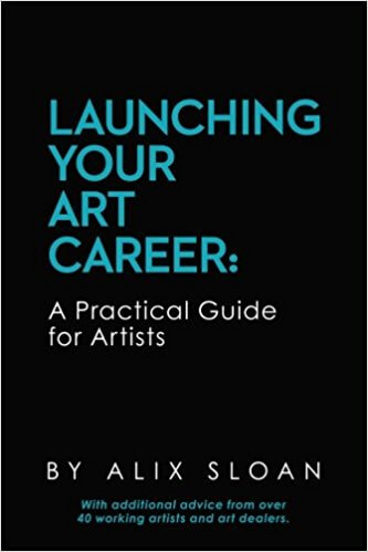 10 books for professional artists: Launching Your Art Career: A Practical Guide for Artists