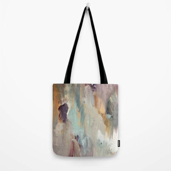 Gentle Beauty by Artist Alyssa Hamilton who talks art, Society6 and branding yourself as an artist in this interview.