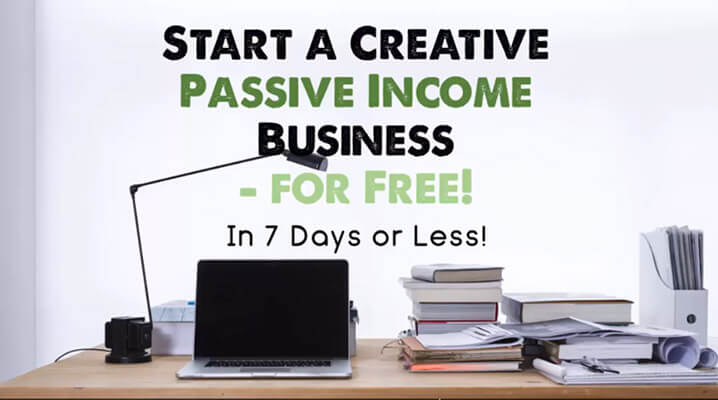 20+ Creative Business Classes You Can Take On Skillshare: Start a Creative Passive Income Business in 7 Days or Less