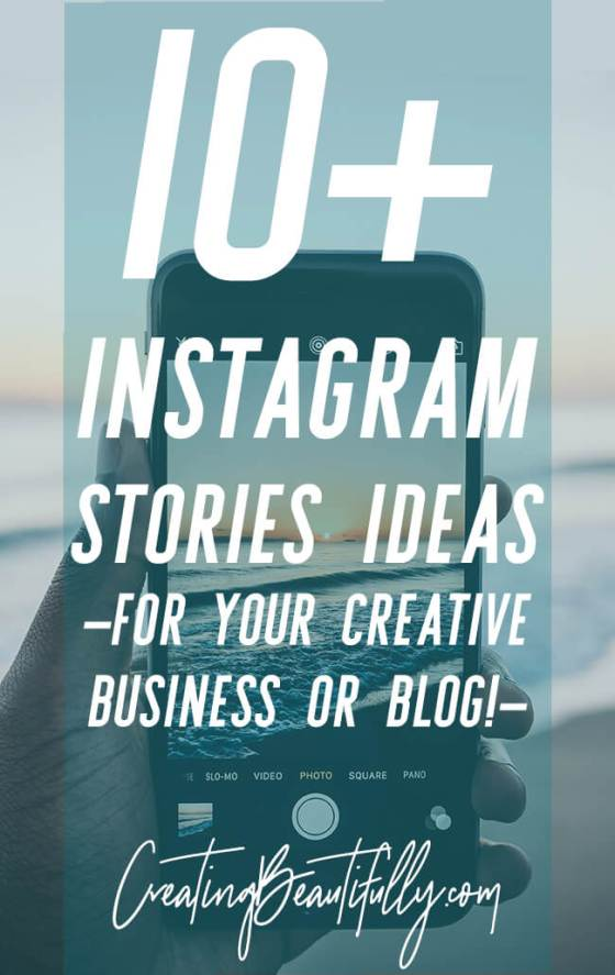 Ever wonder What to Post to Instagram Stories? Here are 10+ Ideas!