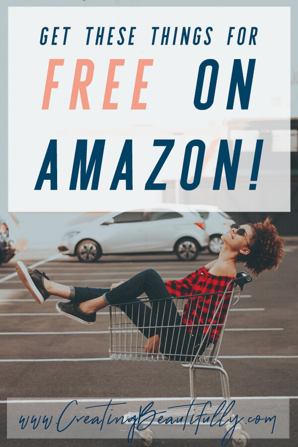 Did you know that you can get these things for FREE on Amazon? I was really surprised about some of them! #amazon #free #freebies