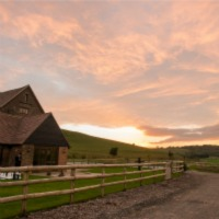Have your wedding in the heart of the Sussex Downs – at Long Furlong Barn