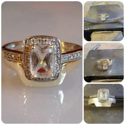 Wedding jewellery Carron Dymond Worthing West Sussex