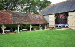 Cissbury barns wedding venue near Worthing West Sussex